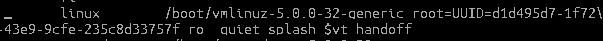 пароль linux mint
