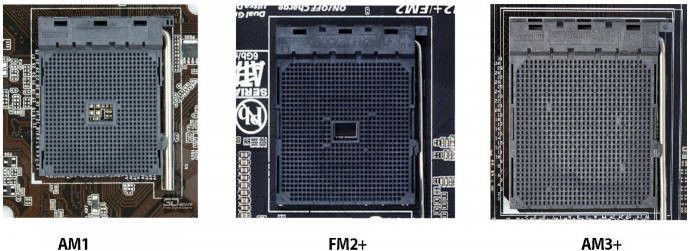 сокеты AMD